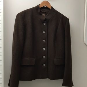 Liliana Castellanos Wool Jacket